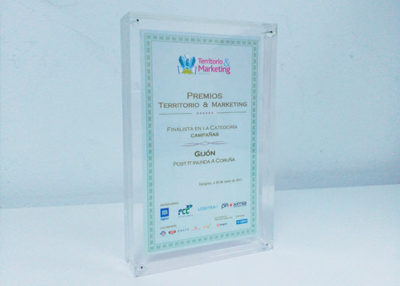 PREMIO TERRITORIO Y MARKETING